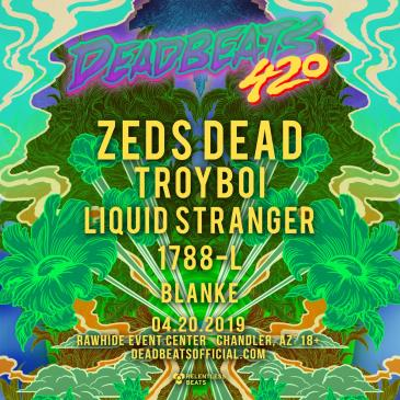Deadbeats 420: Main Image