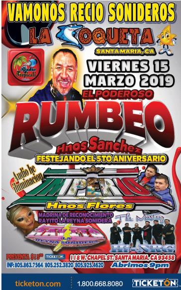 EL PODEROSO RUMBEO: Main Image