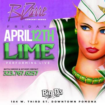 'LIME' In Concert-img
