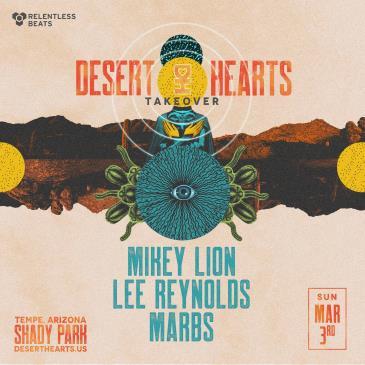 Desert Hearts: Main Image