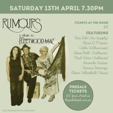 Rumours - Tribute to Fleetwood Mac: Main Image