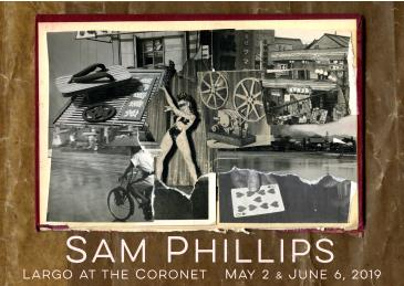 An Evening with Songwriter Sam Phillips: Main Image