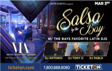 SALSA BY THE BAY: Main Image