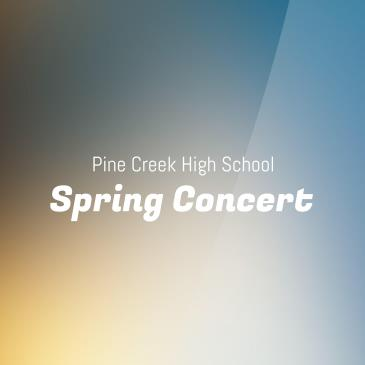Spring Choir Concert: Main Image