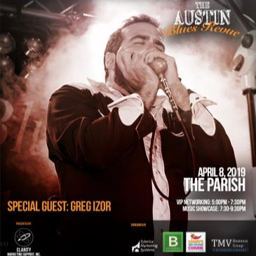 The Austin Blues Revue ft. Greg Izor-img