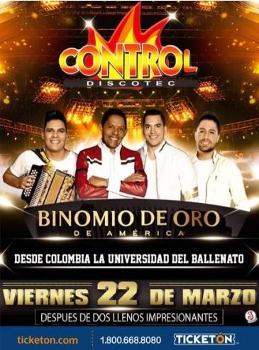 BINOMIO DE ORO: Main Image