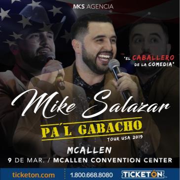 MIKE SALAZAR: Main Image