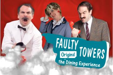 Faulty Towers The Dining Experience: Main Image