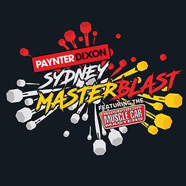 Paynter Dixon Sydney Masterblast ft Muscle Car Masters