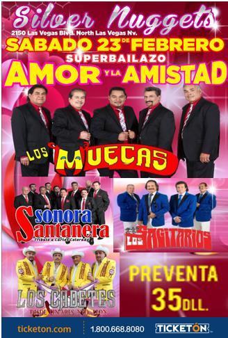 CANCELLED-SUPERBAILAZO DEL AMOR Y LA AMISTAD: Main Image