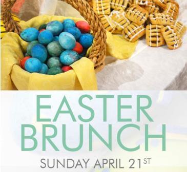 Easter Brunch: Main Image