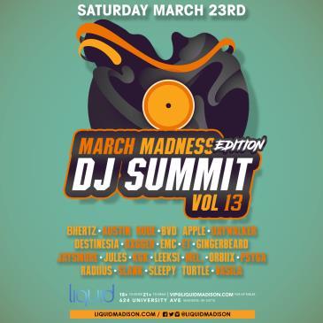 DJ SUMMIT VOL 13: Main Image