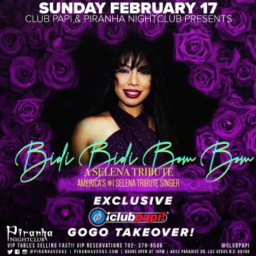 CLUB PAPI PRESENTS BIDI BIDI BOM BOM: Main Image