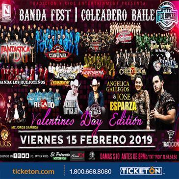 BANDA FEST | COLEADERO BAILE: Main Image