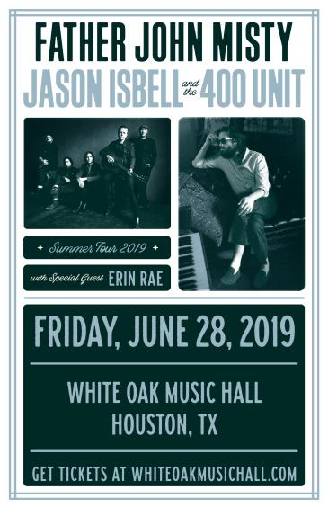 Father John Misty & Jason Isbell and the 400 Unit: Main Image