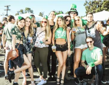 8th Annual Reilly's St. Paddy's Block Party on Sunset Strip!: Main Image
