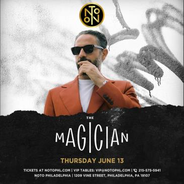 The Magician: Main Image