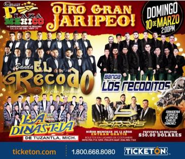 RECODO & RECODITOS: Main Image