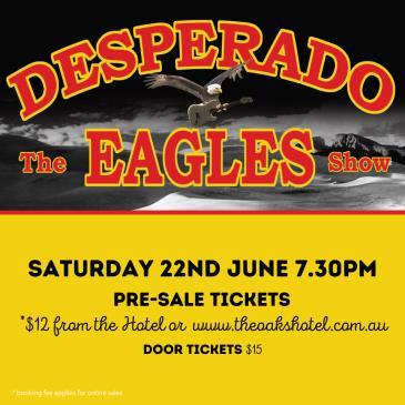 Desperado, the Eagles Show-img