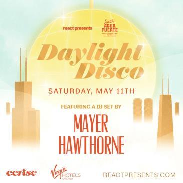 DAYLIGHT DISCO: Mayer Hawthorne (DJ Set): Main Image