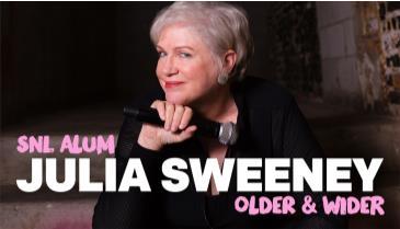 Julia Sweeney: Older & Wider: Main Image