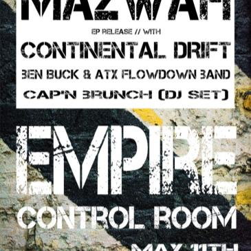 Mazwah 'Groove Theory' CD Release at Empire Control Room-img