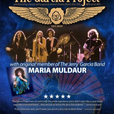 The Garcia Project w/ Maria Muldaur-img