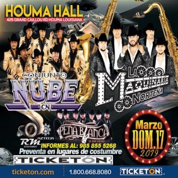 Cancelado/HOUMA HALL SAX FEST: Main Image