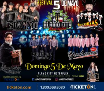 FESTIVAL 5 DE MAYO: Main Image