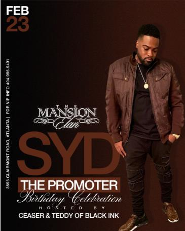 Syd's Bday Celebration hosted by Ceaser & Teddy of Black Ink: Main Image