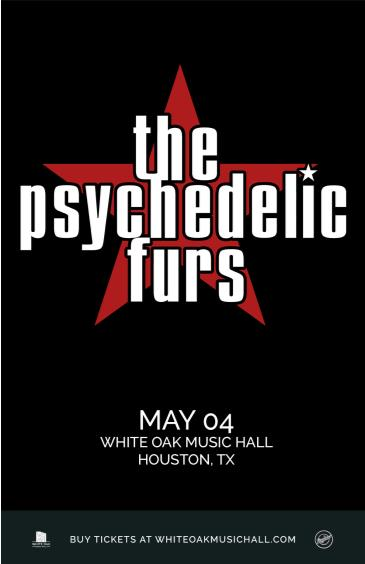 The Psychedelic Furs: Main Image