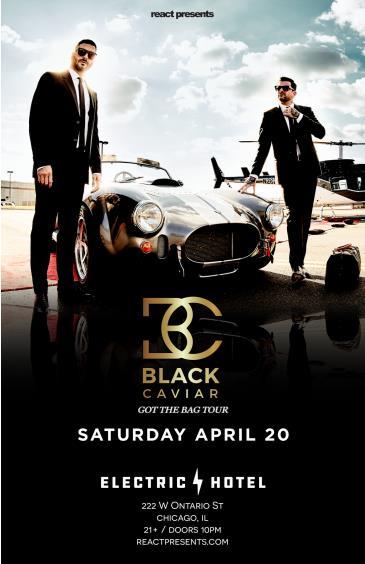 Black Caviar: Main Image