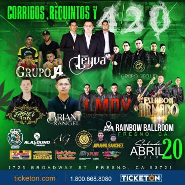 CORRIDOS, REQUINTOS 420: Main Image