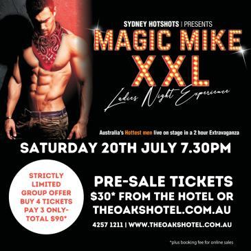 MAGIC MIKE XXL, presented by Sydney Hotshots-img