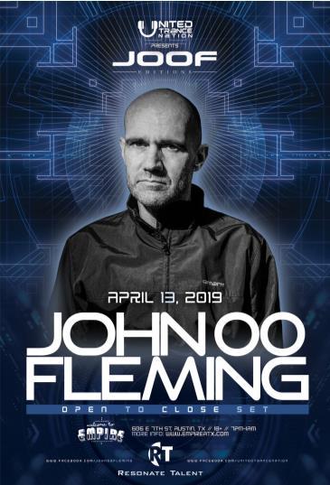 John 00 Fleming - Open to Close: Main Image