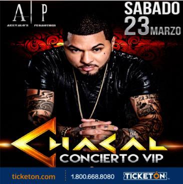EL CHACAL CONCIERTO VIP: Main Image