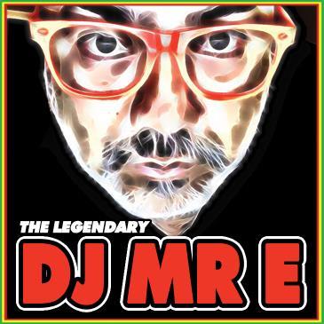 THE LEGENDARY DJ MR E: Main Image