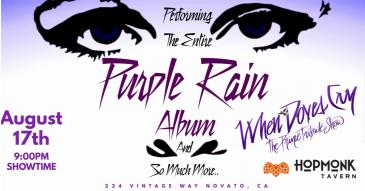 When Doves Cry (Prince Tribute): Main Image
