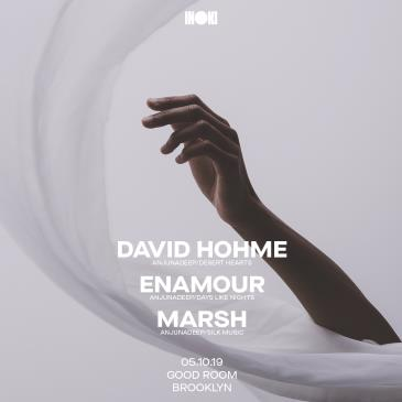 Inoki Party: David Hohme, Enamour & Marsh-img