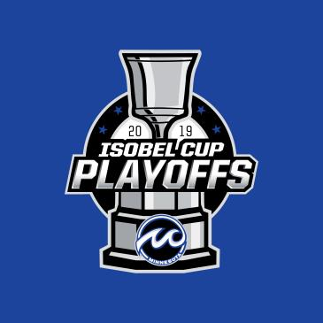 Isobel Cup Semi-Final - Riveters at Whitecaps: Main Image