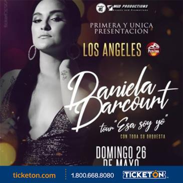 DANIELA DARCOURT: Main Image