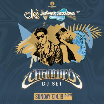 Chromeo (DJ Set) - HOUSTON: Main Image