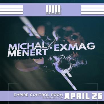 Michal Menert Band & Exmag (Live Band): Main Image
