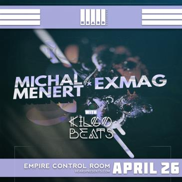 Michal Menert Band & Exmag (Live Band) w/ Kilgo Beats: Main Image