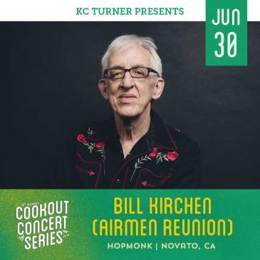 Bill Kirchen | Airmen Reunion (Cookout Concert Series)-img