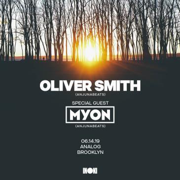 Inoki Party: Oliver Smith & Myon (Anjunabeats)-img