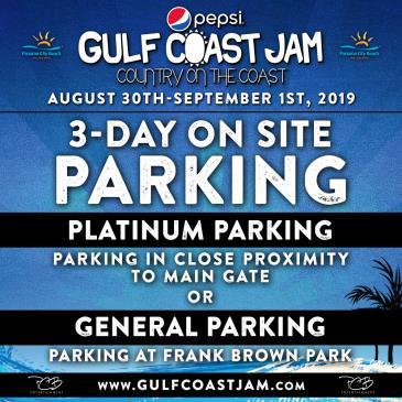 Gulf Coast Jam 2019 Parking-img