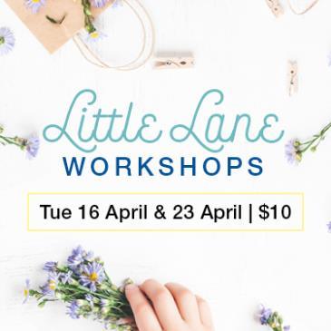 Little Lane Workshops | Tues 23, 2.30pm-img