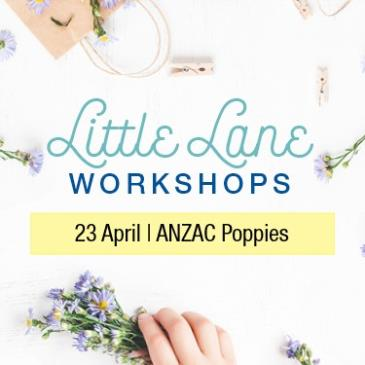 Little Lane Workshops | Tues 23, 2.30pm - HARBORD-img