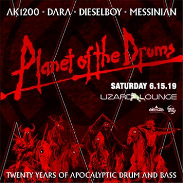 Planet Of The Drums - DALLAS-img